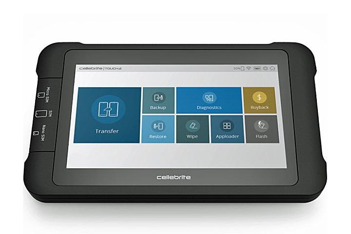 Cellebrite – Touch 2 | Desktop